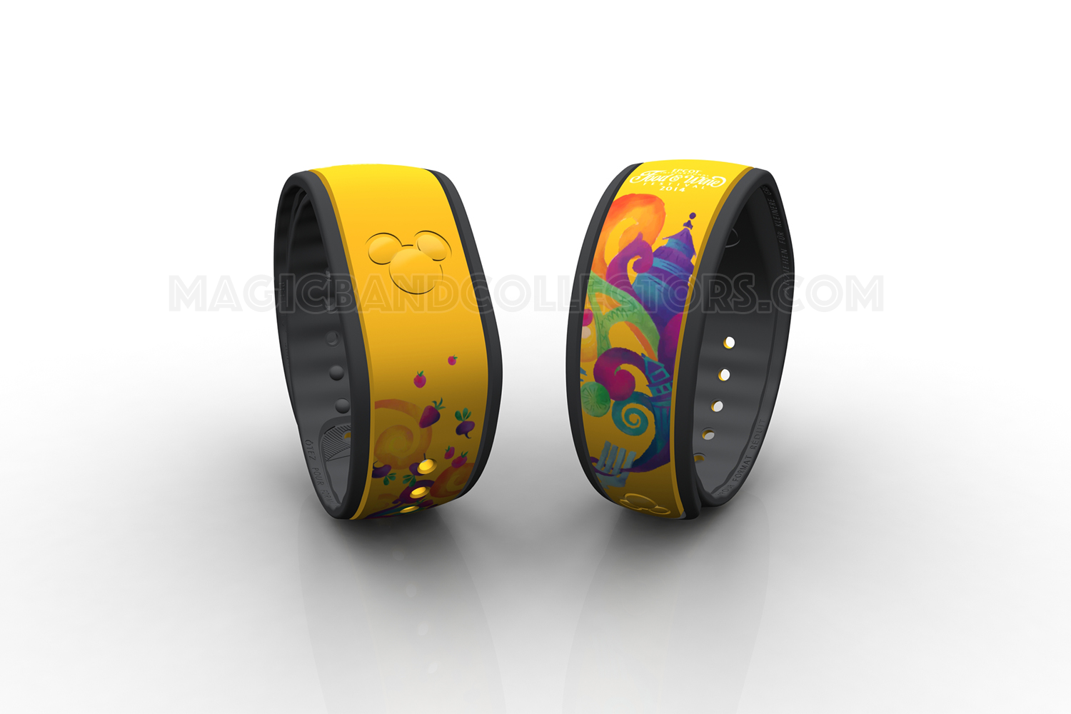 2014 Food & Wine MagicBand