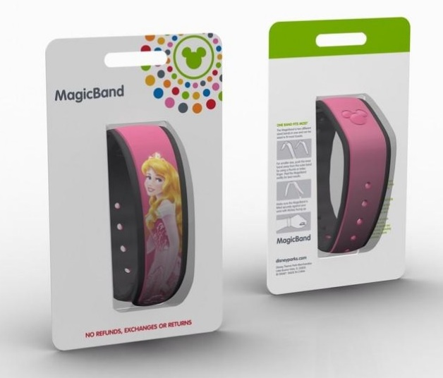 Aurora Sleeping Beauty Princess MagicBand