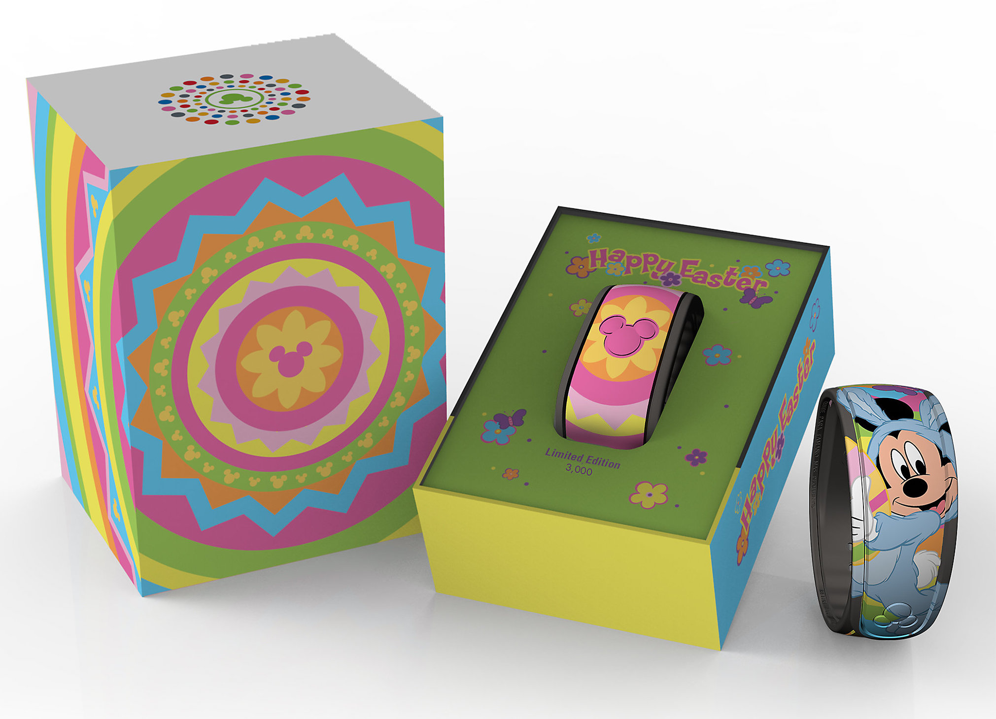 Limited Edition 3000 Easter MagicBand for sale February 23rd ...