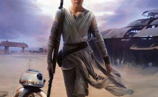 Star-Wars-7-Rey-Art-Poster