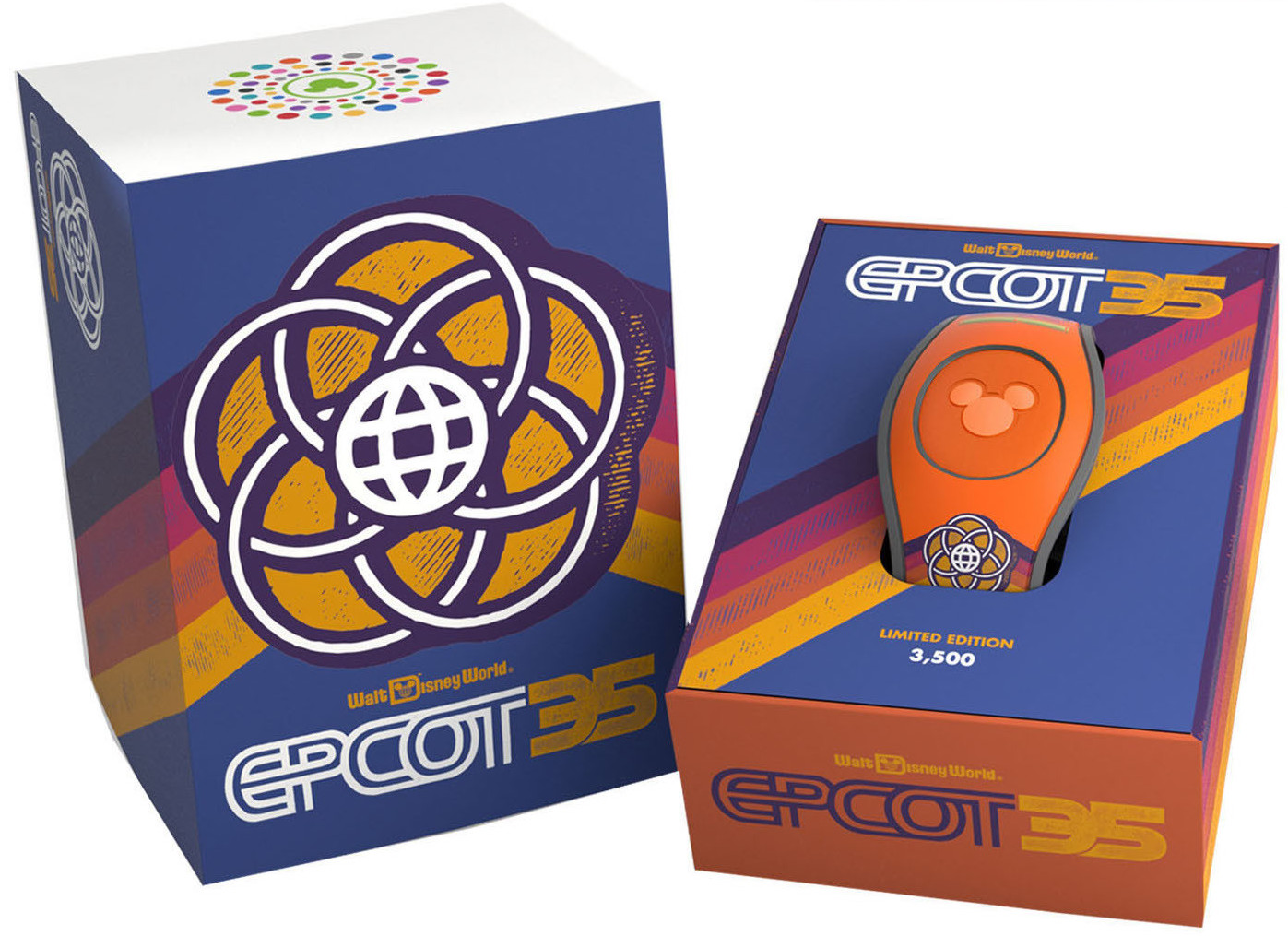 Epcot th anniversary limited edition magicband coming october