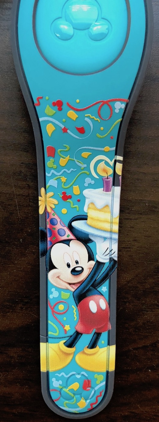 It S My Birthday Disney Magicband Mymagic And