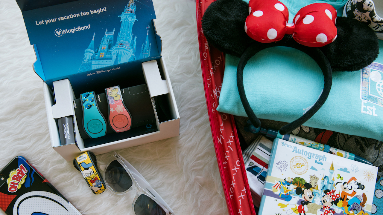 Disney announces paid upgrades to graphic MagicBands before