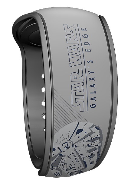 Two new Limited Release MagicBands out today: Star Wars Galaxy's