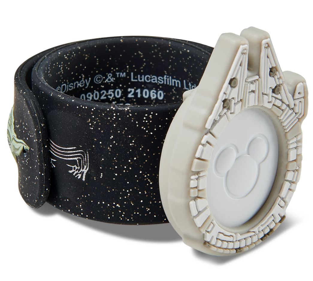 A new Star Wars Slap Bracelet Open Edition MagicBand has appeared