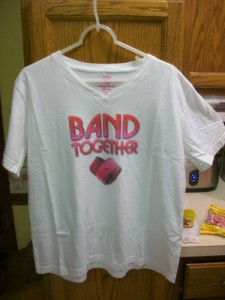shirt-Band Together