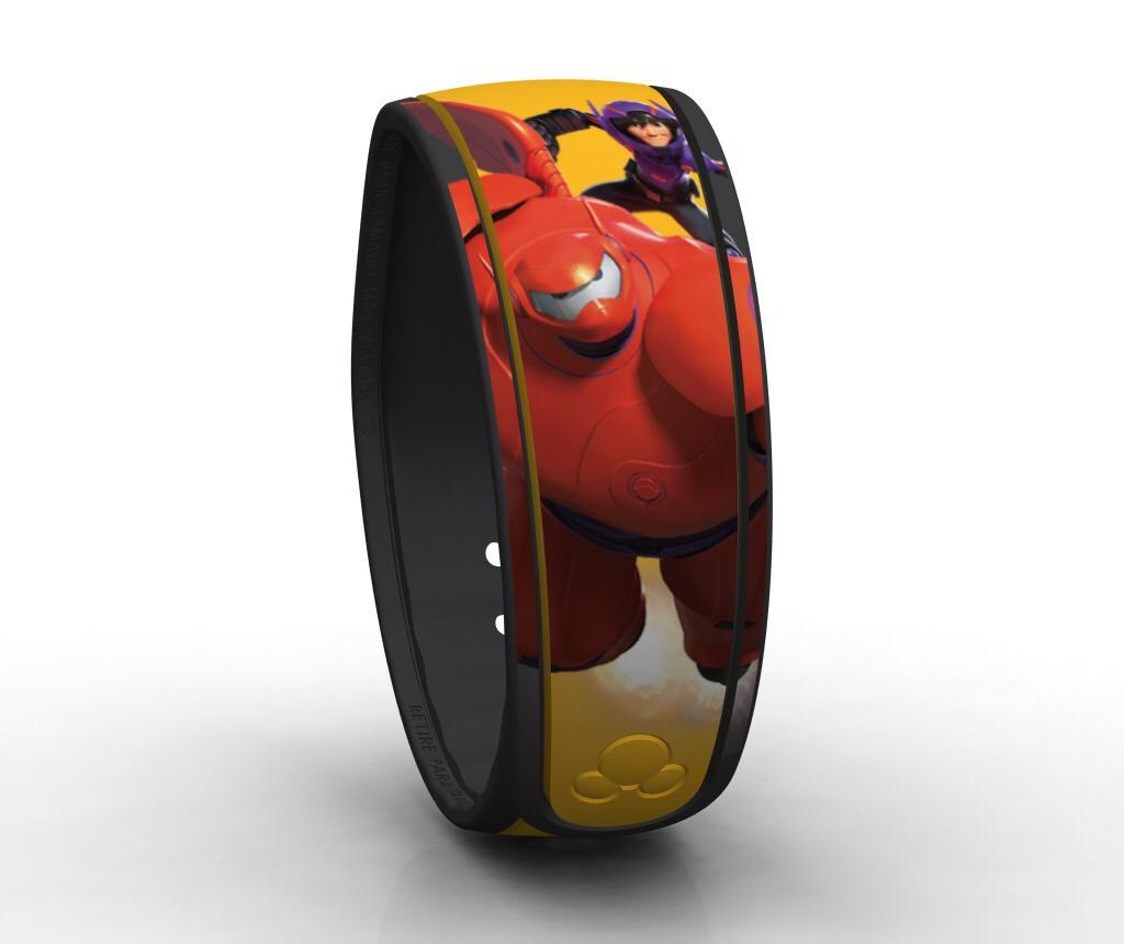 Big Hero 6 MagicBand