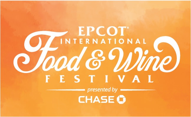 2014 Food and Wine Festival Logo